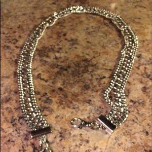 """🌹BOGO🌹 Silver 30""""+7"""" ext 1"""" W belt or necklace"""